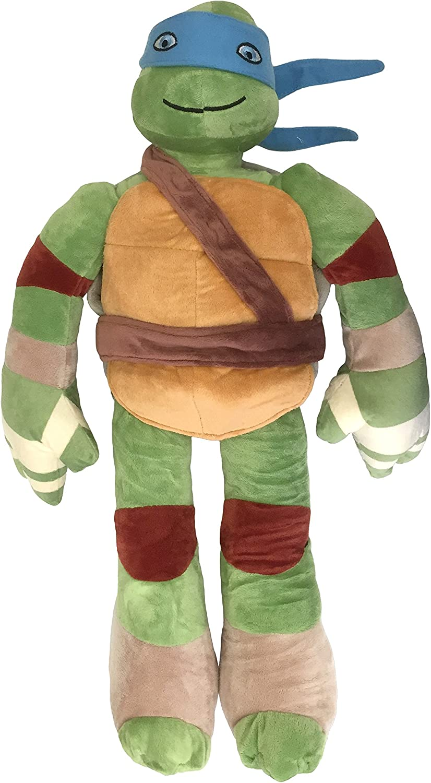 Ninja Turtle Stuffed Animal (Throw Pillow)