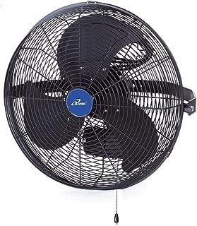 iLIVING ILG8E14-15 Wall Mount Outdoor Waterproof Fan, 14