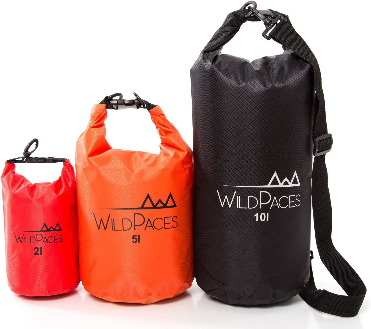 Waterproof Dry Bags by WildPaces Available of Sizes in Max 63% trust OFF 2 a Range