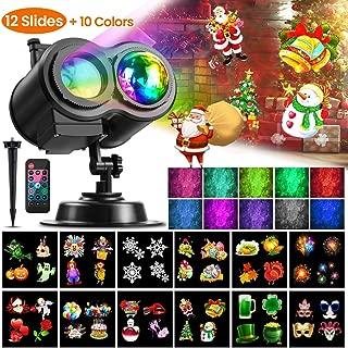 Best color led light projector Reviews