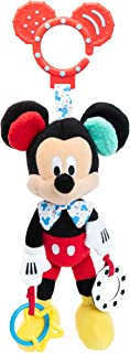 KIDS PREFERRED Baby Mickey Mouse On The Go Pull Down Activity Toy