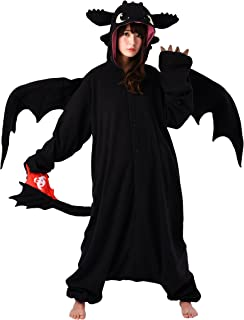 Toothless Kigurumi From How To Train Your Dragon