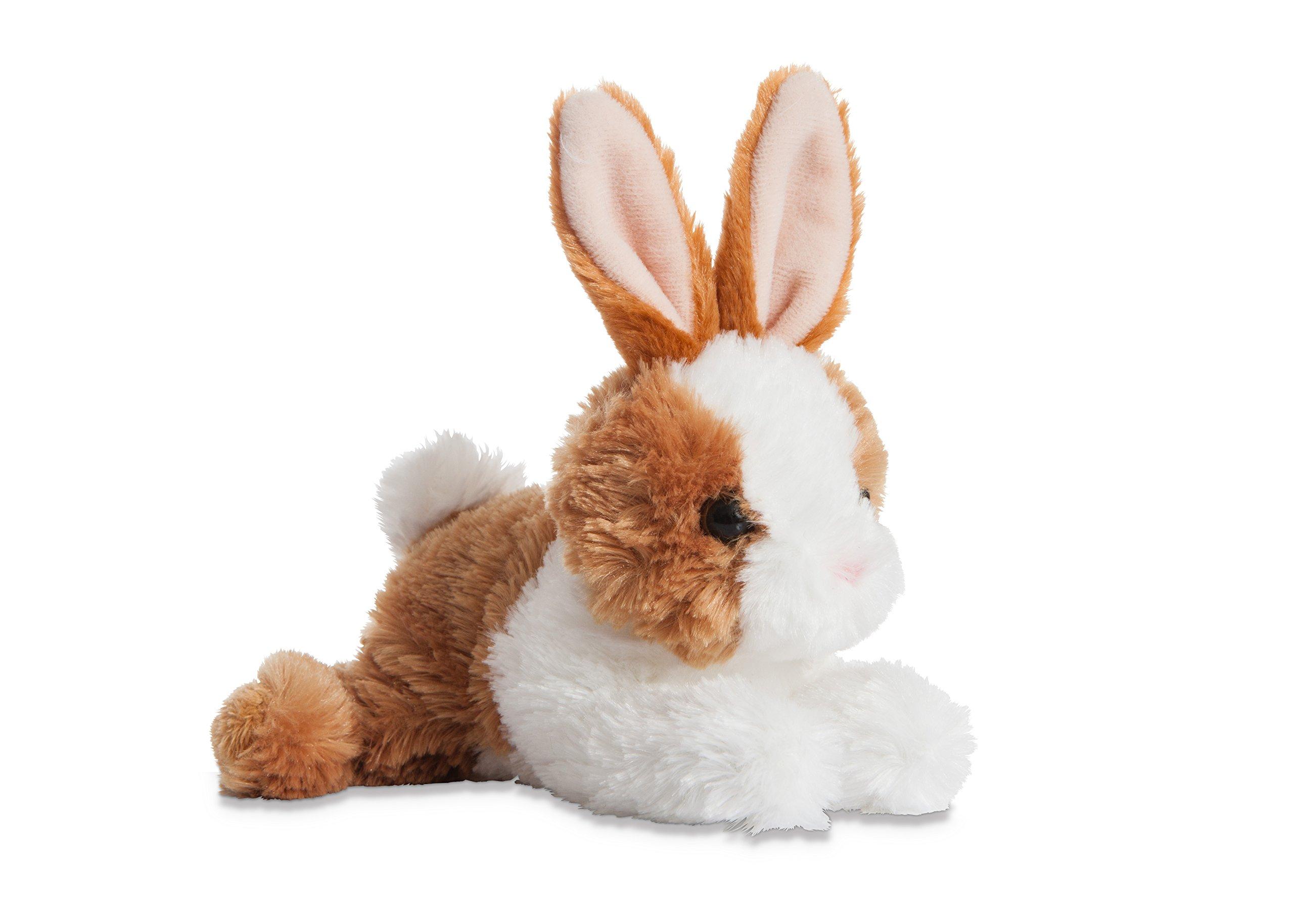 Aurora World 16812 Happy Hedgehog Rolly Pets Plush Toy Beige//Brown//Pink