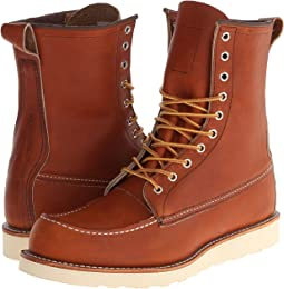 "Red Wing Heritage 8"" Moc Toe"