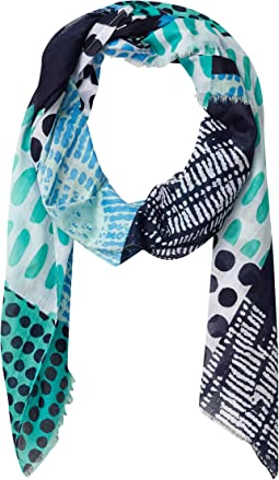 Patchwork Pareo Wrap In-A-Bag