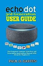 Best echo dot 3rd generation instructions Reviews