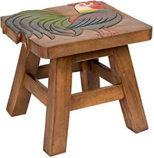 Best wooden stool designs india Reviews