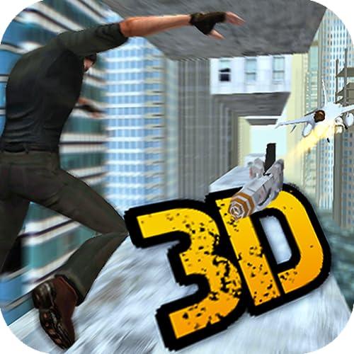 Crazy Roof Parkour Simulator 3D Free