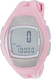 Sportline Pulsuhr Solo 925 Lady - Pulsómetro (contador de calorías, cronógrafo, resistente al agua, frecuencia cardíaca, mujer, digital, de pulsera, contador de pasos), color rosa