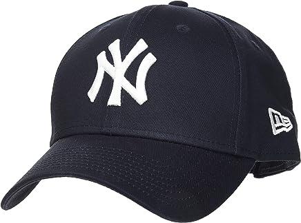 8dce661c New Era Men's MLB Basic NY Yankees 9Forty Adjustable Baseball Cap