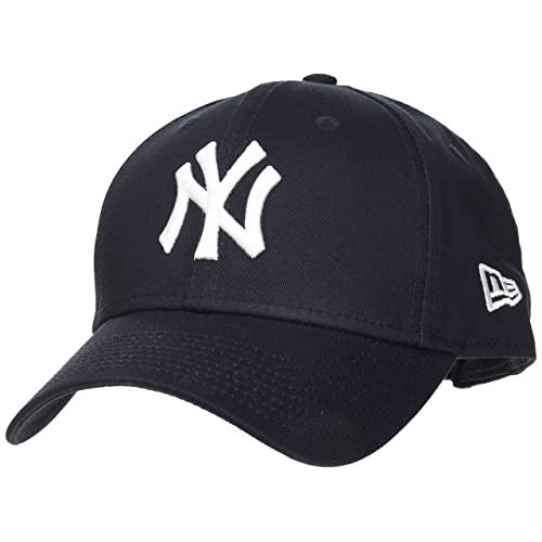 4325311eb4d59 New Era Men s MLB Basic NY Yankees 9Forty Adjustable Baseball Cap