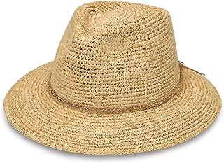 Wallaroo Hat Company Women's Malibu Fedora Hat – Elegant Fedora, Modern Style, Designed in Australia.