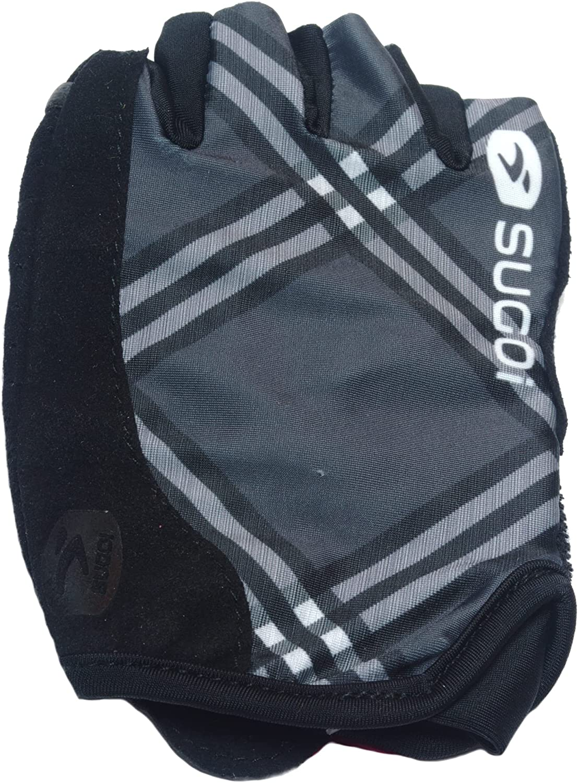 Sugoi Women's Betty Braveheart Fingerless Cycling Gloves, Medium