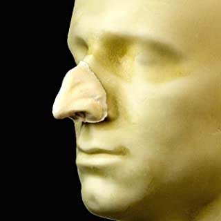 Rubber Wear Foam Latex Prosthetic - Small Witch Nose FRW-006 - Makeup and Theater FX