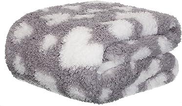 LIYINGKEJI Faux Tapis en Peau de Mouton Doux Moelleux Poilu Grande Couverture de Tapis antid/érapant Tapis pour Chaise lit canap/é /étage avec Laine tr/ès Longue Rose, 60 X 90 CM