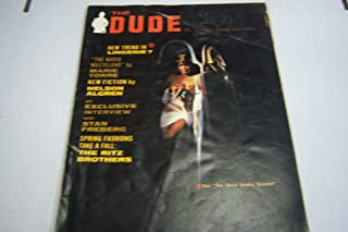 The Dude Busty Adult Vintage Magazine