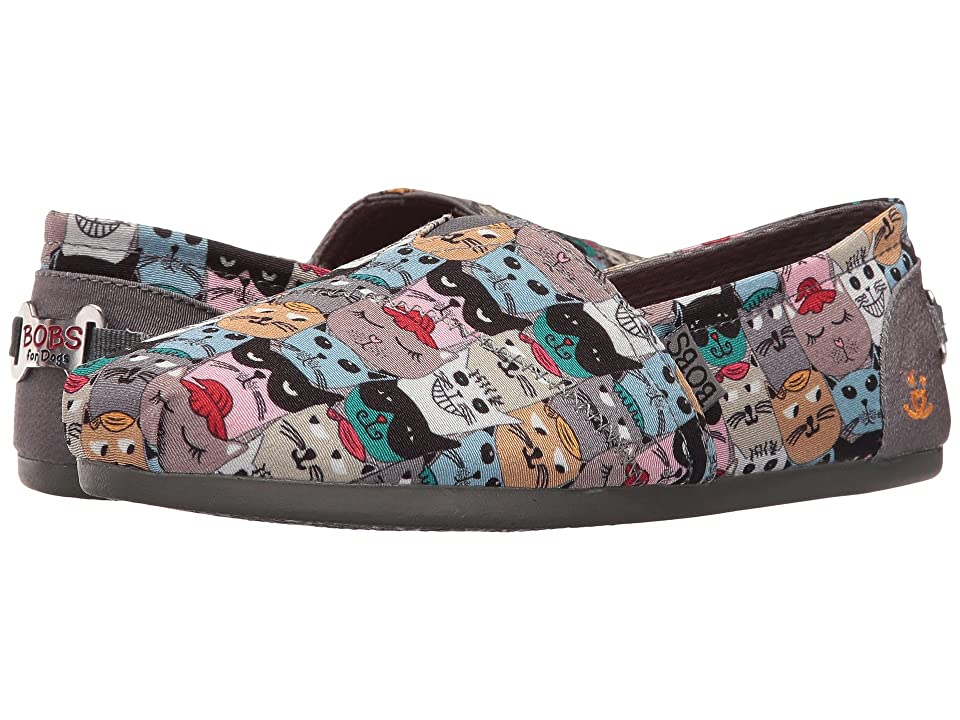 BOBS from SKECHERS Bobs Plush Cat Party (Multi) Women