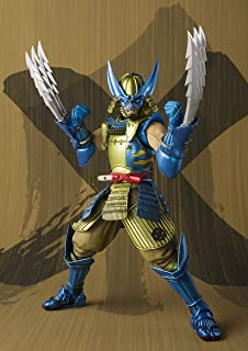BLUEFIN Tamashii Nations Meisho Manga Realization Muhomono Wolverine Marvel
