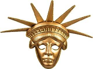 Forum Novelties Women's Statue Of Liberty Deluxe Mask