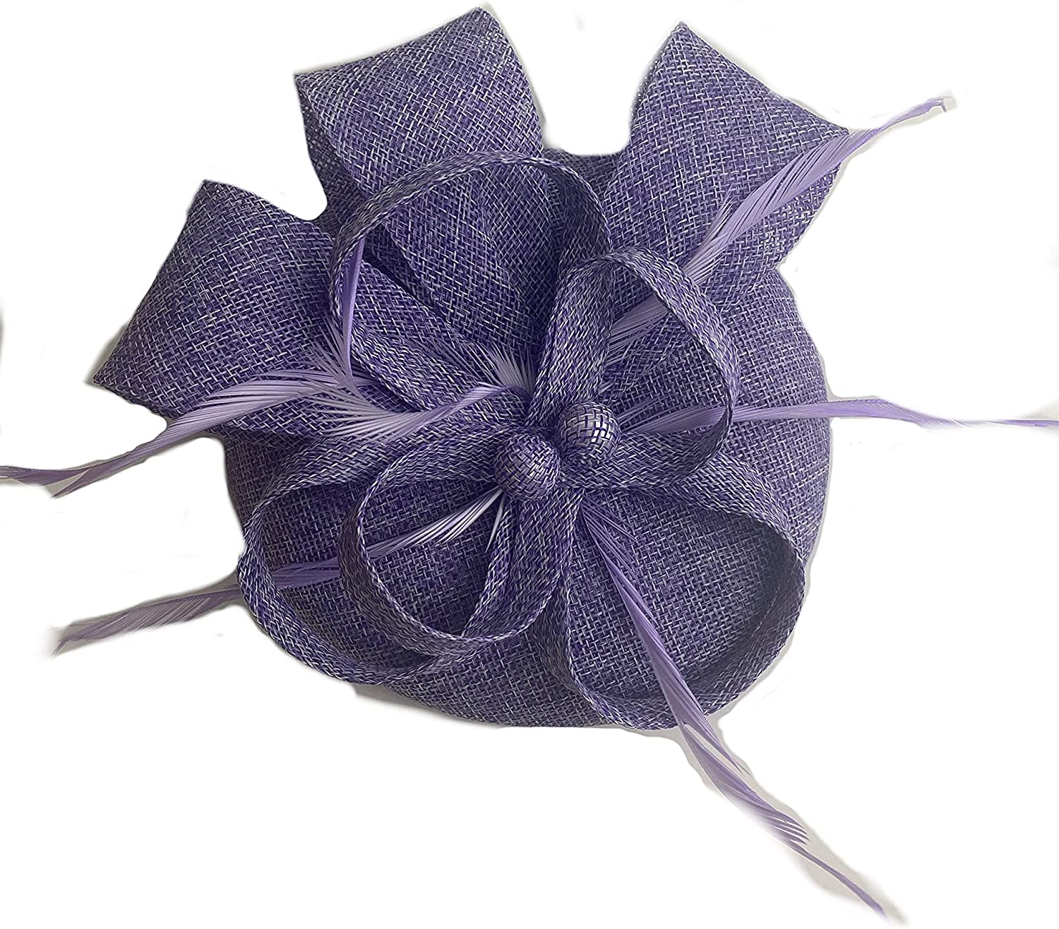 Oklahoma City Mall Flydreamfeathers Fascinator Hat for Women Choice Tea Party Kent Wedding