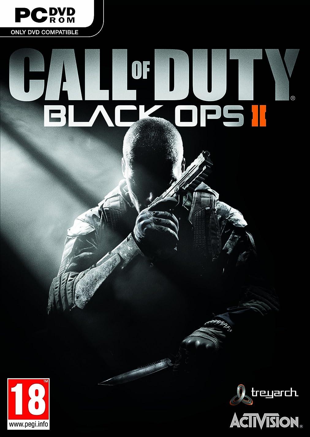 講義ヒョウ天のCall of Duty: Black Ops 2 (PC) (輸入版)