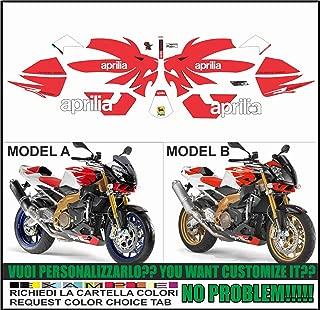 kit adesivi stickers compatibili TUONO 1000 V4 2011  2014 FORMANUDESIGN
