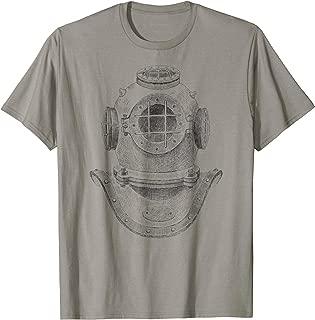 Deep Sea Diver Helmet T-Shirt