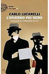 L'inverno più nero: Un'indagine del commissario De Luca (Italian Edition) Format Kindle