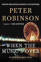 When the Music's Over: An Inspector Banks Novel (Inspector Banks Series Book 23)