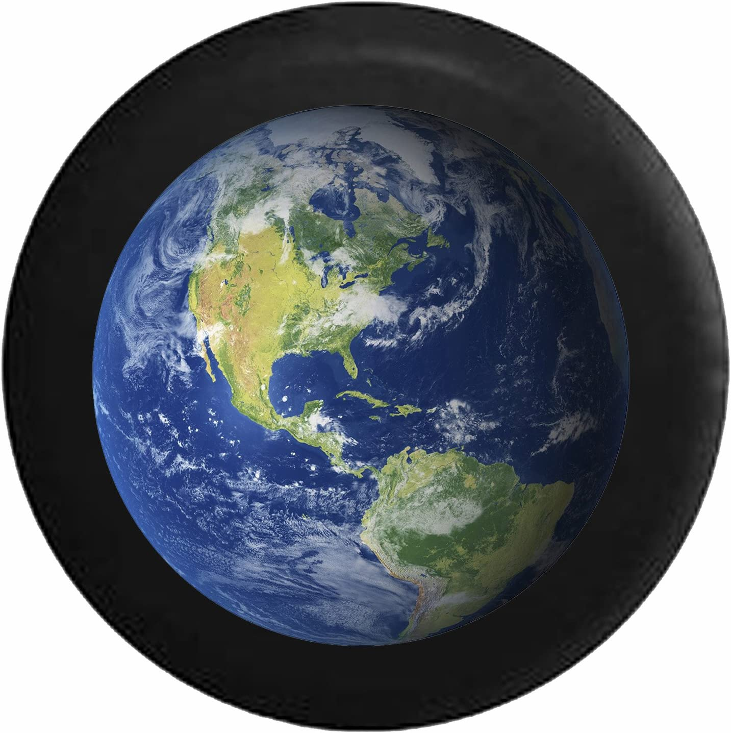 Pike Outdoors Full Color Earth View World Limited time cheap sale Space 2021 new - Spa Globe from