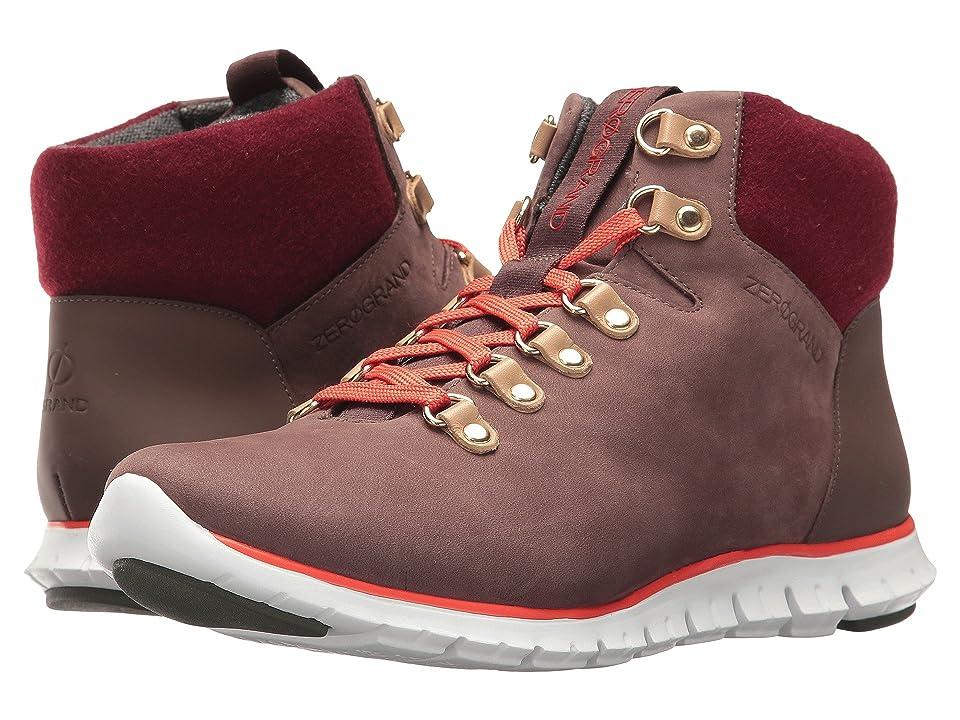 Cole Haan Zerogrand Hiker Boot (Chestnut/Orange) Women