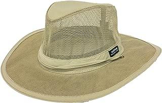 Panama Jack Men's Mesh Safari Hat