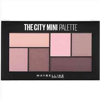 Maybelline New York The City Mini Eyeshadow Palette Makeup, Skyscape Dusk, 0.14 oz.