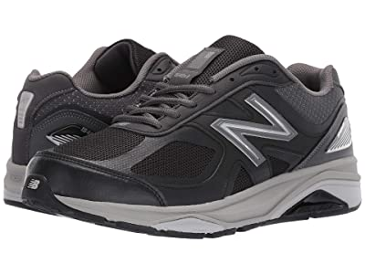 New Balance 1540v3 (Black/Castlerock) Men