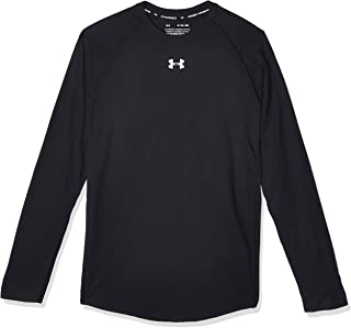 Under Armour Men's Charged Cotton Long Sleeve Top