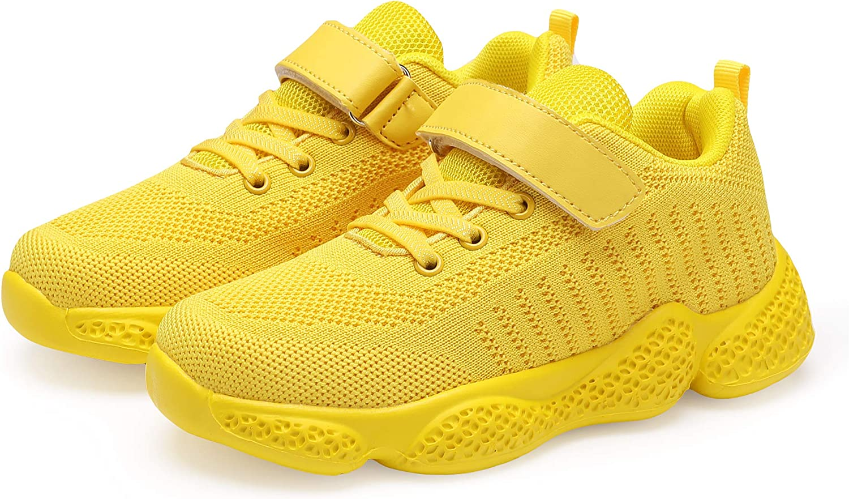 Hetios Kids Shoes Girls Lightweight Running Breat Athletic Industry No. 1 Super Special SALE held
