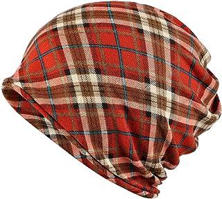 8f7bdc809ab9a2 KINGREE Chemo Cap Turban Headwear Womens Soft Beanie Headwrap for Hairloss