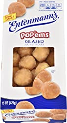Entenmann's Pop'ems Glazed Donut Holes