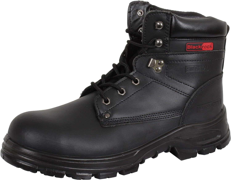 RODO Blackrock Size 5 Black Ultimate Boot SF0805