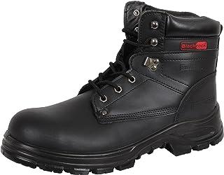 Blackrock Sf08, Chaussures de sécurité Adulte Mixte - Noir (black), 41 EU