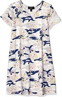 Amy Byer Girls' Big Fun T-Shirt Dress