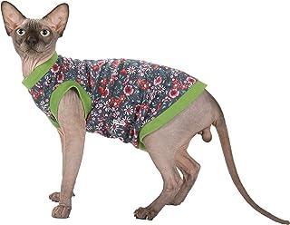 Kotomoda ropa para gatos FLORES (L)