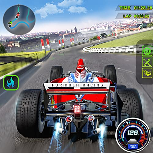 Top-Speed-Formel Racing extreme Auto-Stunts