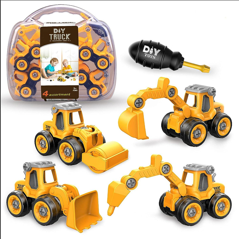 Take Wholesale Apart Toys Boys Max 63% OFF V Kids Construction Truck