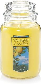 lemon zest yankee candle