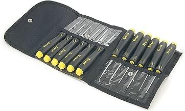 Titan Tools 17612 12-Piece Precision Pick & Screwdriver Set