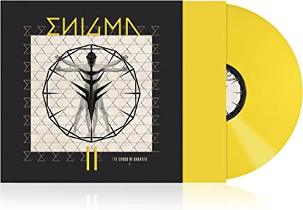 Enigma - The Cross Of Changes Transparent Yellow (2019) LEAK ALBUM