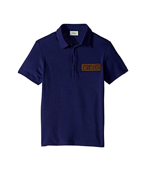 Fendi Kids Classic FF Logo (Toddler/Little Kids/Big Kids)
