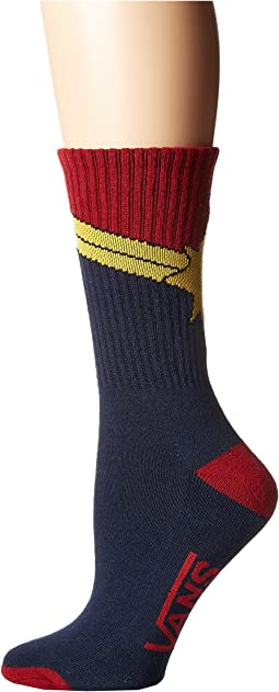 Captain Marvel Crew Socks