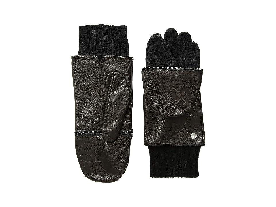 Echo Design Classic Glittens (Echo Black) Extreme Cold Weather Gloves